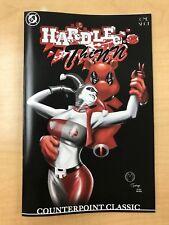 Batman Harley Quinn #1 Alex Ross Homage Variant by Marat Mychaels Hardlee Thinn