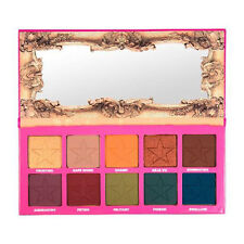 10 Colors Star Eyeshadow Palette Shimmer Matte Makeup Eye Shadow Cosmetics New