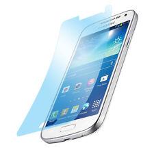 3x Matt Schutz Folie Samsung S4 mini Anti Reflex Entspiegelt Display Protector