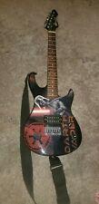peavey 3/4 size rockmaster darth vader star wars guitar