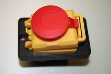 Einbauschalter,KEDU KJD18, 400V, 3S, bis 3KW,Motorschalter,Hauptschalter,NotAus