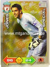 Adrenalyn XL Liverpool FC 11/12 - #058 Brad Jones - Special