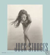 RARE Jock sturges book SIGNED and unopened