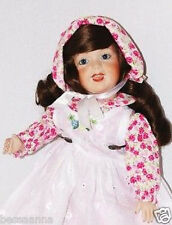 Reproduction S.F.B.J Antique Bisque Doll Body Clothes