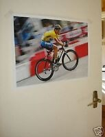 Lance Armstrong #2 wave New Colour Poster