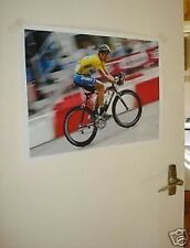 Lance Armstrong #3 speed New Colour Poster
