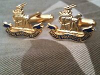 Royal Warwickshire Military Cufflinks