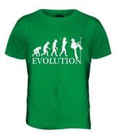 Descente en Rappel Evolution de L'Homme T-Shirt Haut Cadeau Vêtements