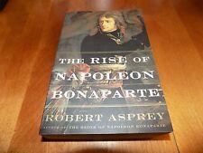 THE RISE OF NAPOLEON BONAPARTE Napoleonic War Wars Era Battles History Book