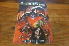 FUTURES END    -- FREE COMICS BOOK DAY FRANCE