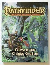 Pathfinder Roleplaying Game Advanced Class Guide RPG Paizo Book