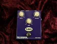 T-REX The Sweper - Stereo-Chorus-Pedal für E-Bass