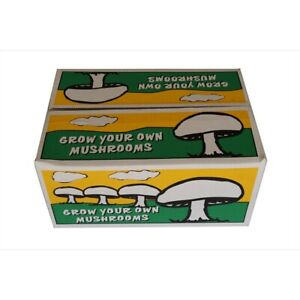 Grow Your Own Mushroom Kit