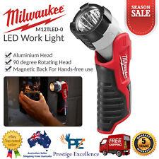Milwaukee 12V Cordless 12 Volt LED Torch M12LED-0 Work Light Bare Tool Skin Only