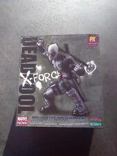 NEW Kotobukiya Marvel Now: DEADPOOL X-FORCE ARTFX+ Statue
