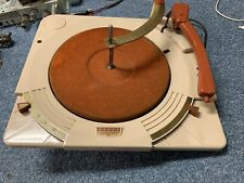 VINTAGE ADMIRAL RECORD CHANGER RC650