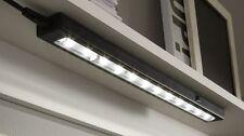 LED Unterbaulampe Küchenlampe Aufbauleuchte Strahler Leiste Schwarz U16-3 B-Ware