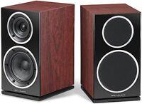 Wharfedale Diamond 220 Bookshelf Speakers -Pair 5* Review HiFi Rosewood RRP £199