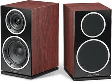 Wharfedale Diamond 220 Bookshelf Speakers -Pair 5* Review HiFi Rosewood RRP £199