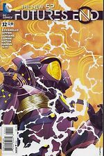 The New 52 Futures End No.32 / 2015 Brian Azzarello