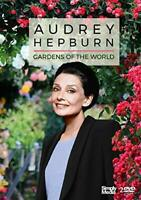 Audrey Hepburn Gardens of the World Gardening Documentary DVD