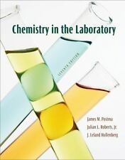 Chemistry in the Laboratory by J. Leland Hollenberg, Julian L., Jr. Robert and …