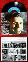 Single Gilbert Becaud: Dich liebe Ich / Morgen geh ich fort (Columbia) D 1969