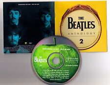 Beatles Anthology 2 US promo sampler CD DPRO-11200 10 trx 1996 Yesterday Taxman