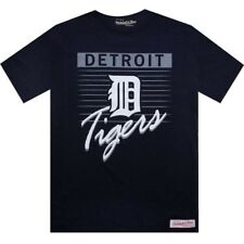 $39.99 Mitchell And Ness Detroit Tigers Blank Tee (navy) 3172A-Dtirza7
