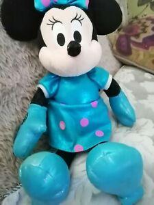 Disney Minnie mouse Plush soft toy in great con Walt disney