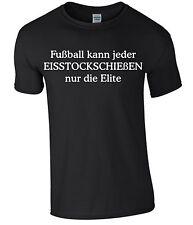 EISSTOCK Eisstockschießen Elite T-Shirt s-xxxl NEU S205