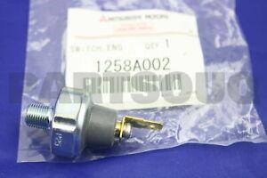 1258A002 Genuine Mitsubishi SWITCH,ENG OIL PRESSURE