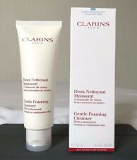 CLARINS Gentle Foaming Cleanser Normal/Combination Skin 125ml Brand New & Sealed