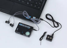 Wireless Micro Uhf Audio Voice Bug Surveillance Transmitter Spy Listening Device