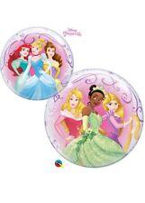 Disney Princess Transparent Bubble Helium Balloon