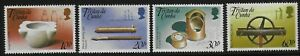 Tristan da Cunha 1989 - Nautical Museum Exhibits - MNH