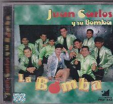 Juan Carlos y su Bomba La Bomba CD New Sealed