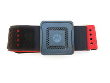 Fascia bracciale motorola motoactv sports watch and mp3 player track running