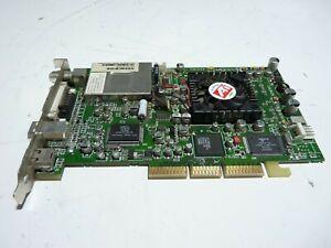 ATI All In Wonder 8500DV 109-84800-00 DVI AGP Video Graphics Card