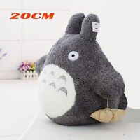 20CM Soft Plush Cartoon Totoro Doll Toy New My Neighbor Totoro Kids Girls Gifts