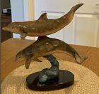 original bronze sculpture signed