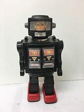 Astronaut Vintage Old Robot (RARE FEMALE FACE DESIGN).Moon Explorer.makes Noise