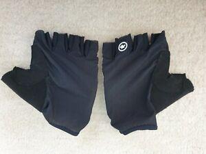 Assos RS Equipe Aero Short Finger Gloves. Medium. Unisex. VGC. £50 RRP.
