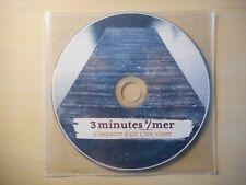 3 MINUTES SUR MER : L'ENDROIT D'OU L'ON VIENT [ CD ALBUM ]