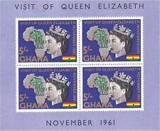 Ghana Tree Map Flag MNH **  (302)