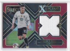 2017-18 Mesut Ozil #/199 Jersey Panini Select Fussball-Bund Prizm Refractor