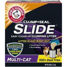 Arm & Hammer Slide Easy Clean-Up Litter, Multi-Cat