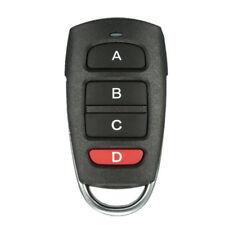 Code 433mhz 1527 Universal Electric Garage Door Remote Control Key Fob Cloning