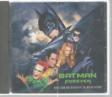 Batman Forever Original Music Motion Picture Soundtrack CD 1995 Vintage