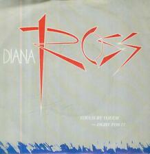 "7"" Diana Ross/Touch By Touch (D)"